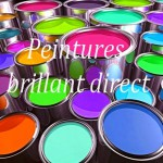 Pack peinture brillant direct