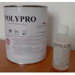 Apprêt - mastic pistolable Polyester 1,2 kg